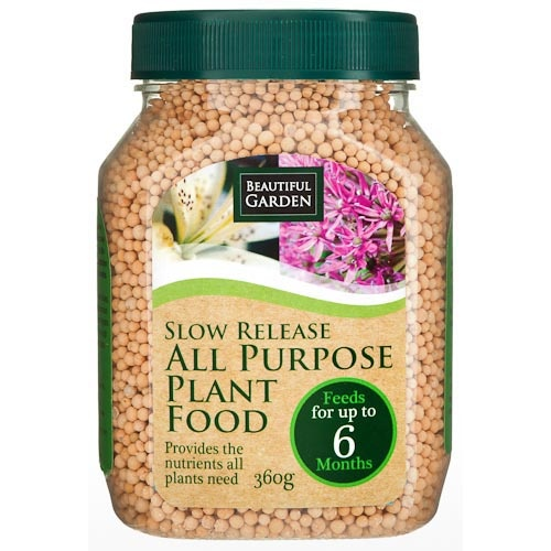 Slow Release All Purpose Plant Food | Poundland