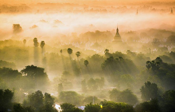 In the Fog by Zay Yar Lin on 500px