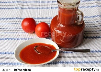 Domácí kečup recept - TopRecepty.cz