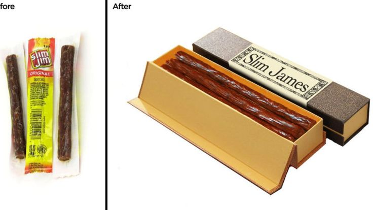 Artist Shows How To Repackage Junk Food So Hipsters Would Buy It