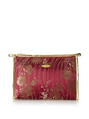 37% OFF Amrita Singh Women's Hong Kong Cosmetic Case, Ruby