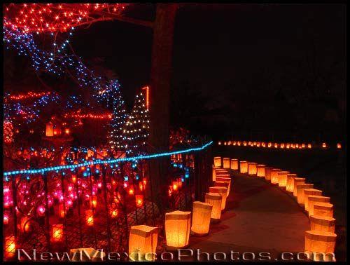 58 Best Luminaries Images On Pinterest Merry Christmas