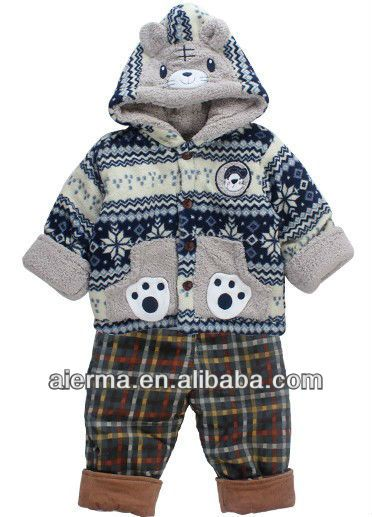 Hip Baby Boy Clothes- haha- adorable