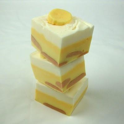 Banana Pudding Soap.
