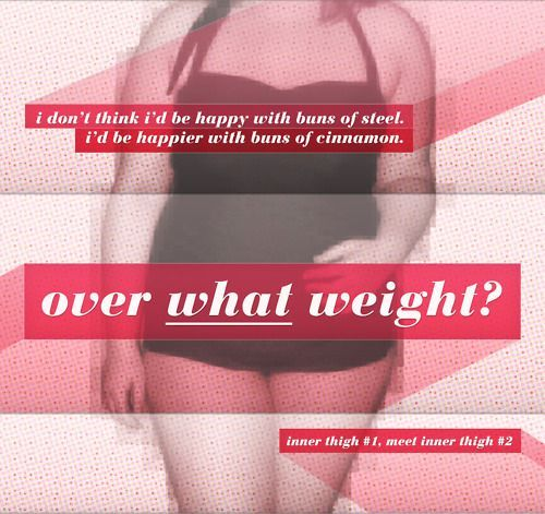 Over What Weight? Bmi Is An Archaic, Bullshit Way Of Measuring How Healthy Someone Is.