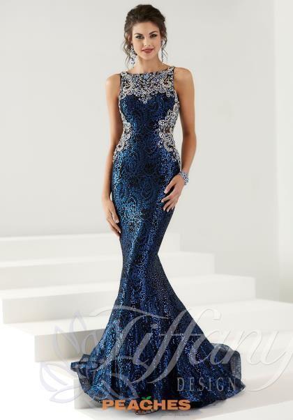105 best 2016 Tiffany Dresses images on Pinterest   Tiffany prom ...