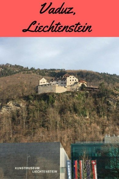 What to see in Vaduz? While many would write this city and country off because of it's size, we had a great time on our Vaduz Daytrip