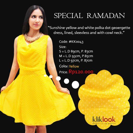 Dress polka dot Code:#KK0043