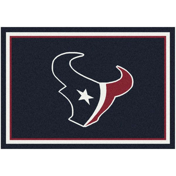 "Houston Texans 92"" x 129"" Spirit Rug - $449.99"