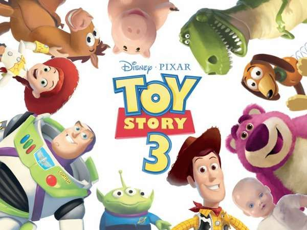 Interactive iPad Storybooks - 'Toy Story 3 Read-Along' iPad App is Packed With Fun & Games (VIDEO)