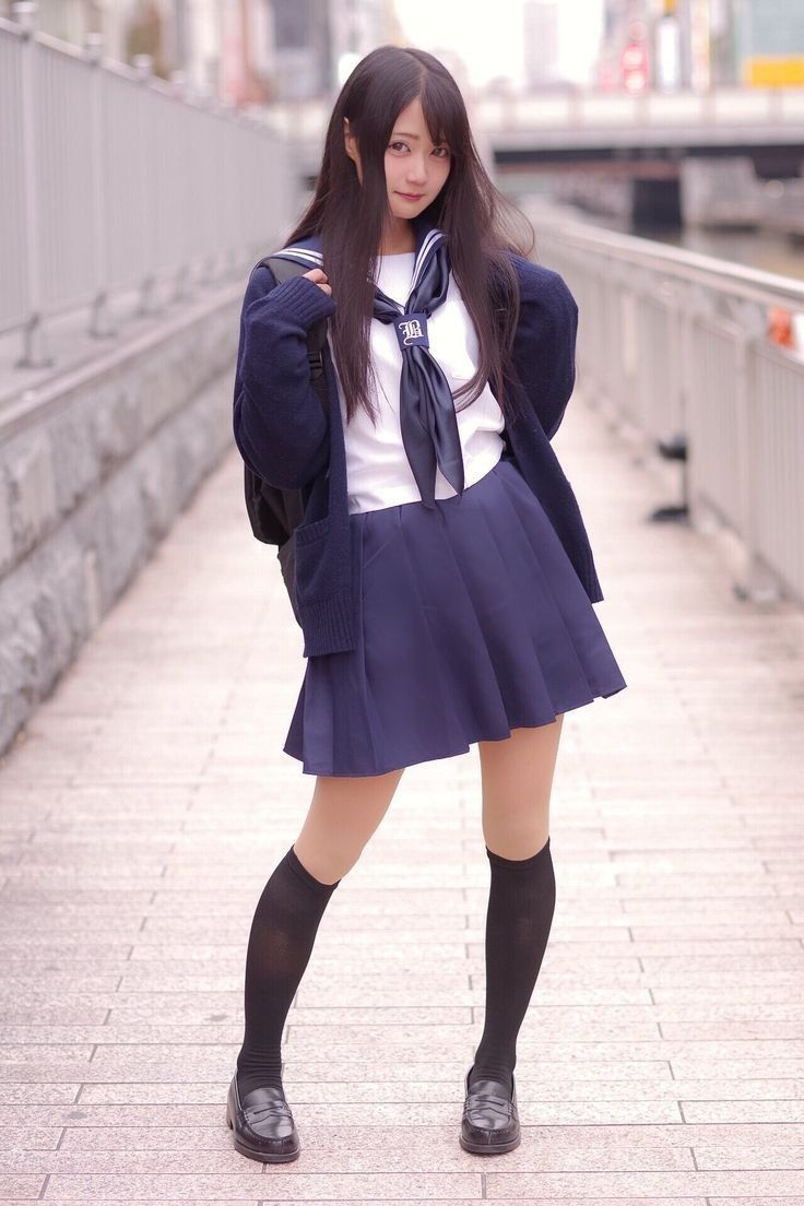 Schoolgirl outfits japan chicks movie