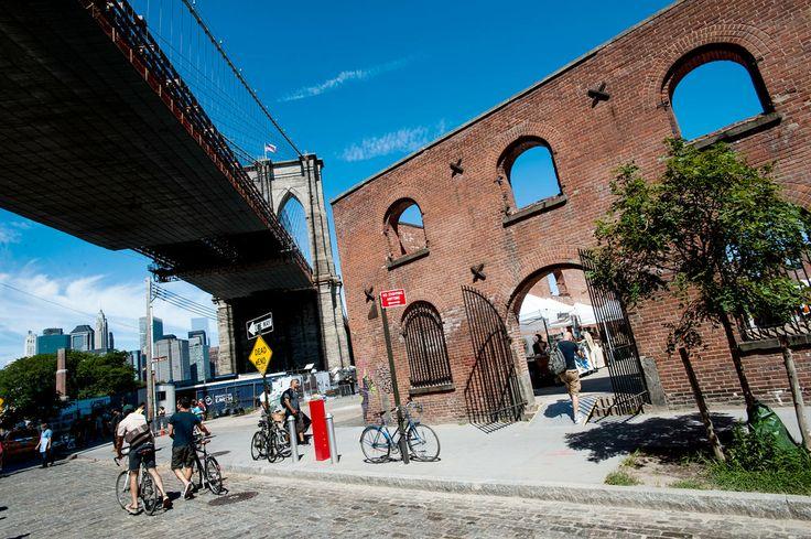 Living In Dumbo, Brooklyn