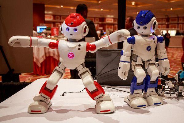 #CES2016 - Alpha 2. Roboți umanoizi.