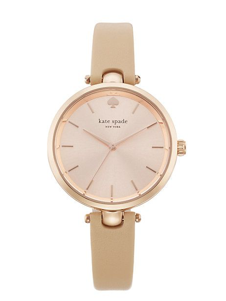 """holland skinny strap watch - kate spade new york - 25% off with code """"Merci"""""""