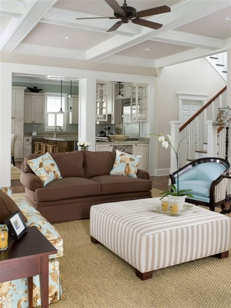 paint colors for kitchen & living room