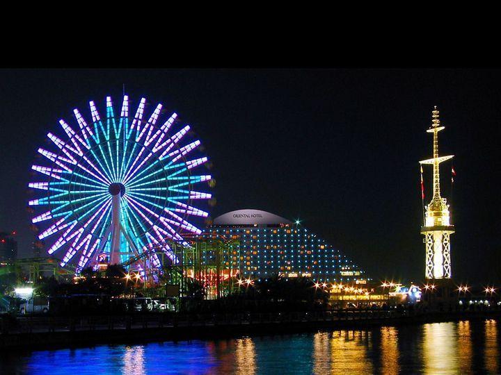 Kobe city in Japan 宝石箱のような美しさ!神戸の夜景スポットランキングTOP15!   RETRIP[リトリップ]