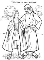 Sunday School Coloring Pages Joseph. Old Testament Bible Coloring Pages  Joseph and the Coat of Many Colors BiblePrintables Sunday School 14 best Story images on Pinterest