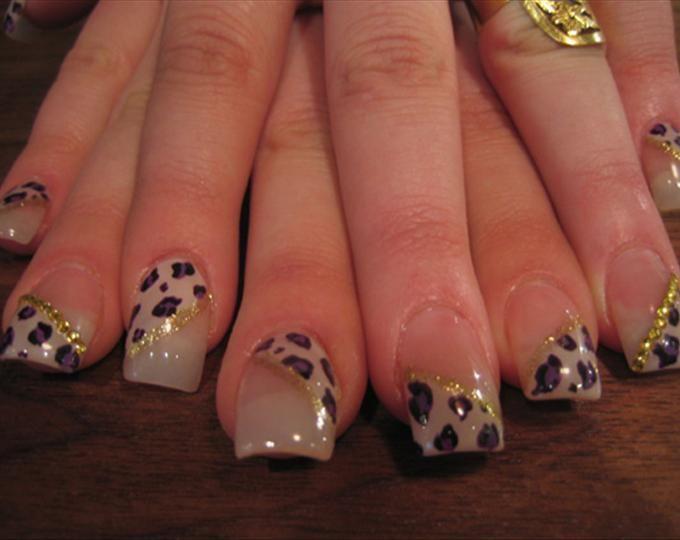 The 25 best cheetah nail designs ideas on pinterest feather cheetah nail designs making tips women style prinsesfo Image collections