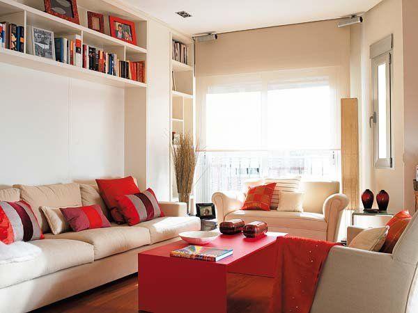 el-contraste-entre-el-rojo-y-el-blanco-marca-la-pauta-en-la-decoracion-del-salon_ampliacion.jpg (600×450)