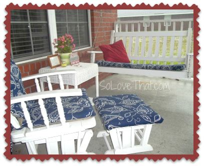 3 different ideas on how to cover your patio cushionsCrafty Stuff, Patios Cushions, Cushions Ideas, Patios Furniture Cushions, Cushions Finish, Covers Cushions, Fiber Art, Perfect Patios, Helpful Info Diy