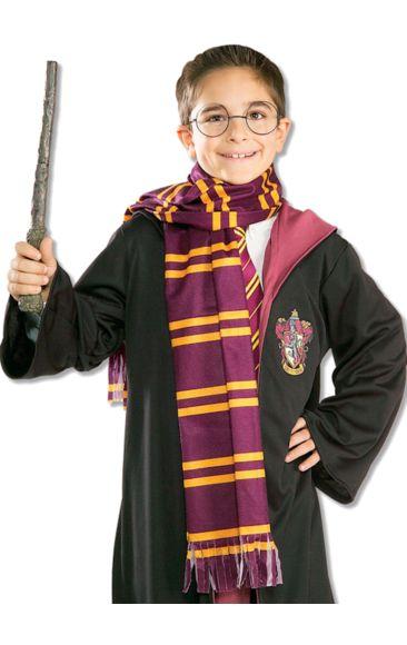 Harry Potter Gryffindor Scarf   Jokers Masquerade