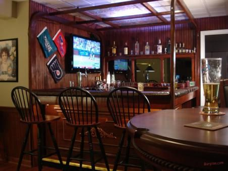 Bar Man Cave Jesi : Best easy home bar plans images
