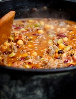 Dutch Oven cooking recipes.  Lots of them!