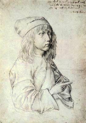 Dürer Autoportrait