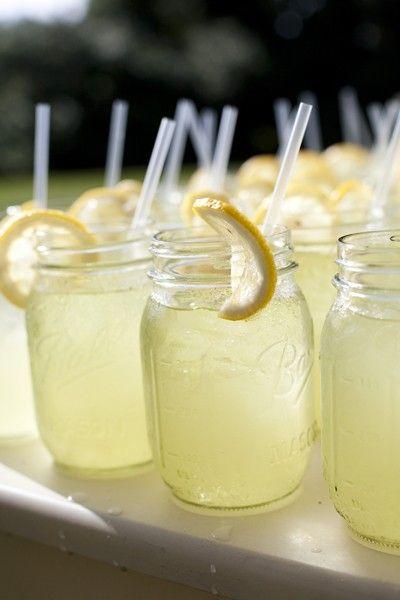 Ball Mason Jars - drinking glasses