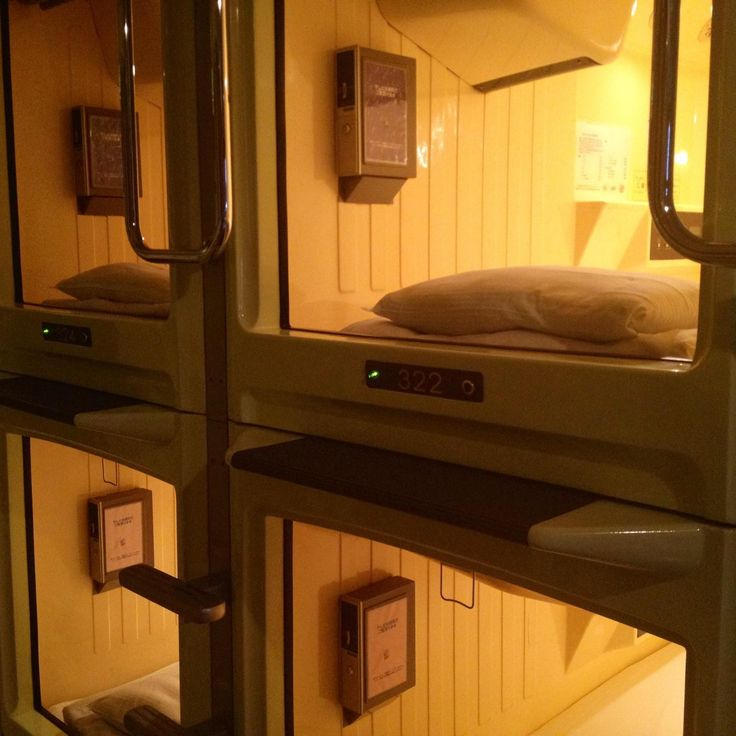 133 Best Capsule Hotel Images On Pinterest | Capsule Hotel, Arquitetura And  Hostel