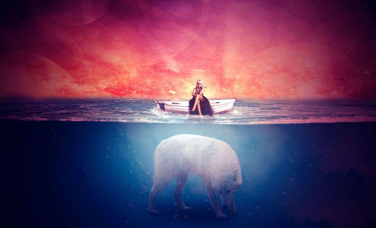 Fantasy under sea by onurado