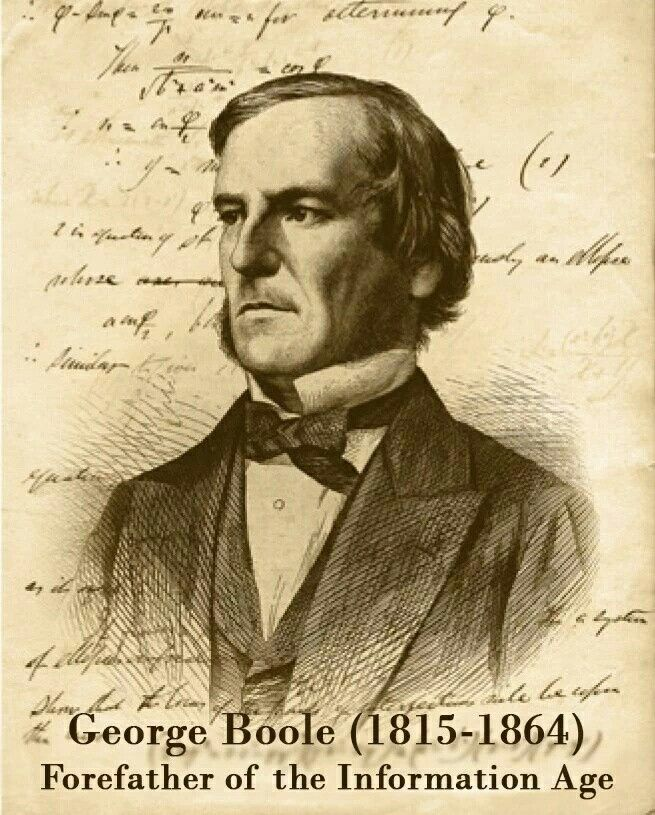 200 years since the birth of George boole