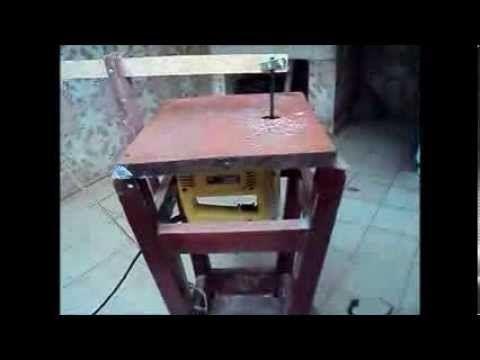 Sobre a Serra de Fita e Tico Tico de bancada - Máquinas Amadoras #3 - YouTube