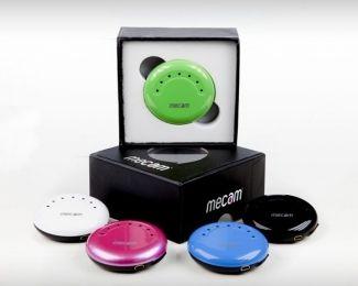 MeCam 4GB - Mini video cam that you can wear!