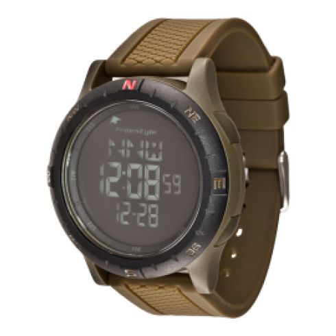 Freestyle - Navigator 3.0 Black and Green - Watches - Tactical Distributors- Tactical Gear