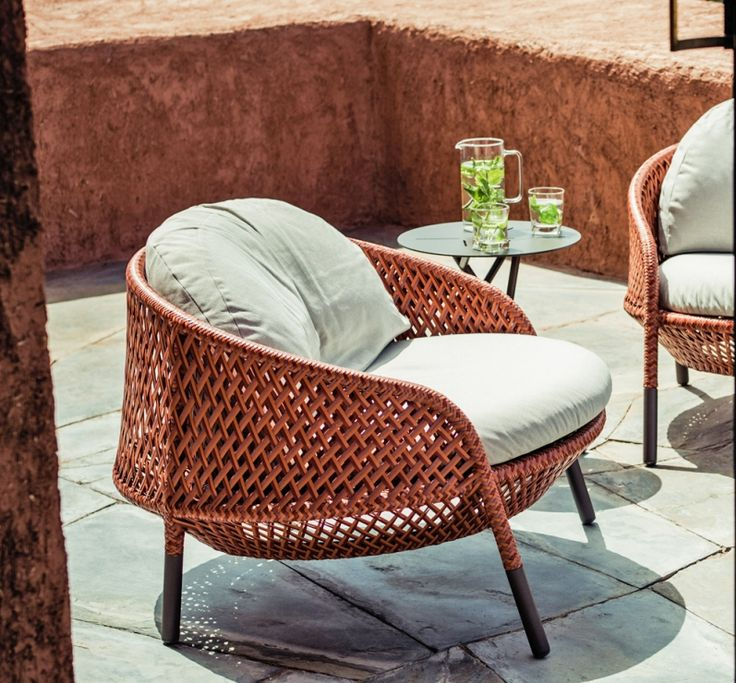 Delightful Outdoor Furniture For Deck Or Upstairs Sitting Dedon Furniture In Miami,  Fort Lauderdale And South Florida . Part 27