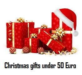 10 Great Christmas Gift Ideas under 50 euro