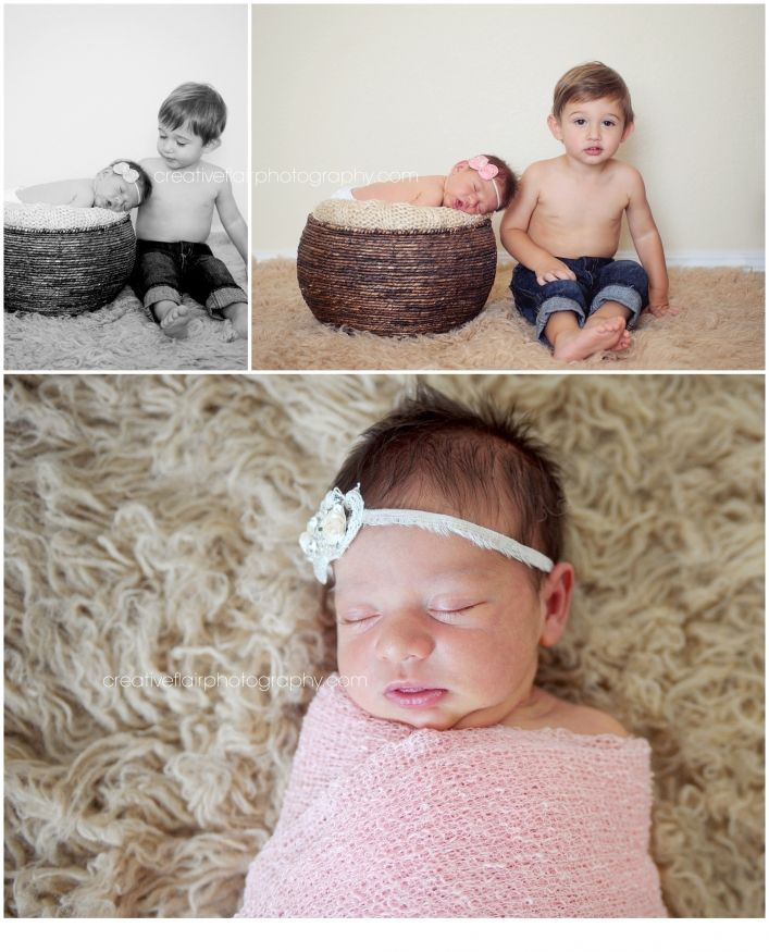 Studio newborn poses creative flair photography el paso tx newborn photographer