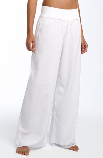 Hard Tail Voile Pants from Nordstrom... come in marine blue too!