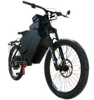 For a small fee you could get the building plans for this fast electric bike