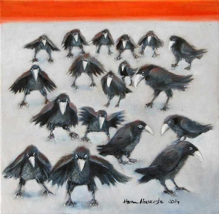 Crow revolution