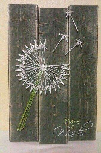 Dandelion strings