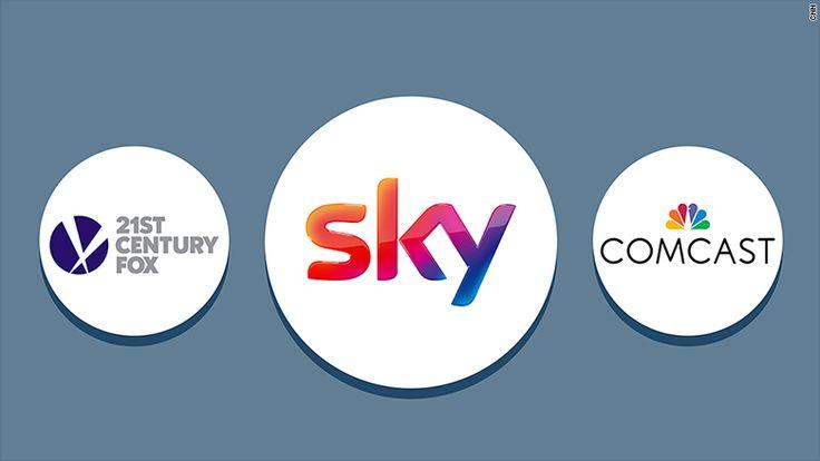 Comcast's Sky offer opens possible bidding war