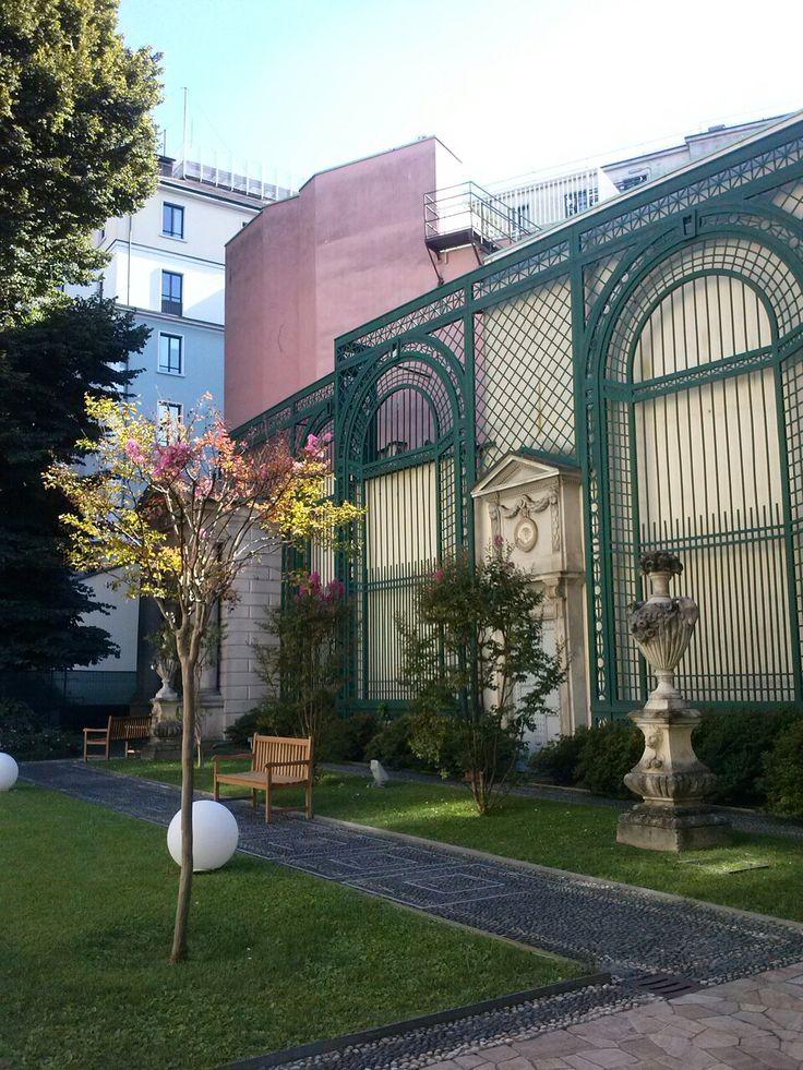 Giardino di Alessandro Manzoni