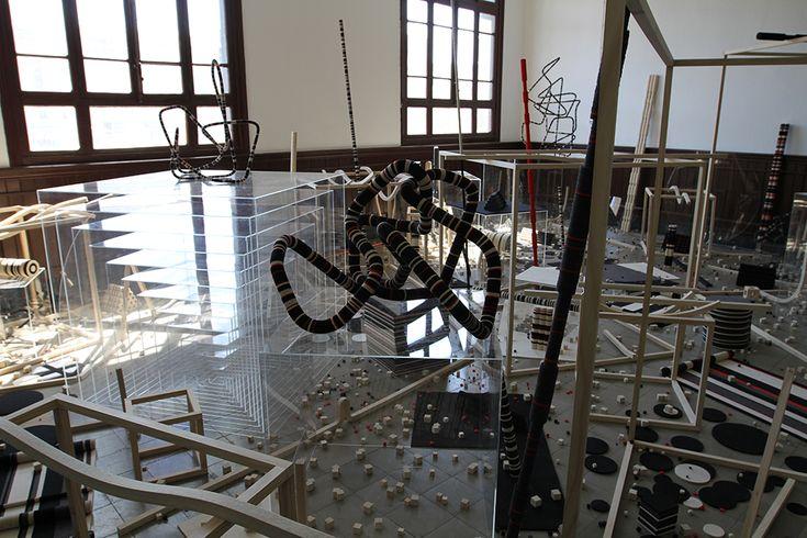 Ruses & Legacies , 2013, Mixed Media, Variable size, , unique artwork, photo: Servet Dibler, installation view: The 13th Istanbul Biennial