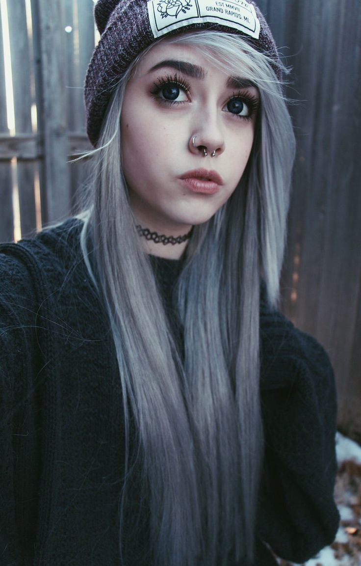 best chicas emo images on pinterest