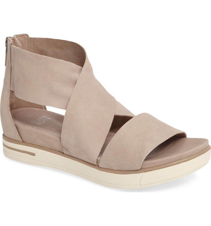 Main Image - Eileen Fisher Sport Platform Sandal