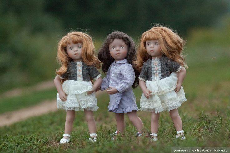 Интервью с автором кукол Сильвией Наттерер, Sylvia Natterer / Интервью с авторами кукол / Бэйбики. Куклы фото. Одежда для кукол