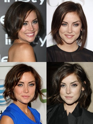 Impressive Short Hair Styles: I would love to do my hair like