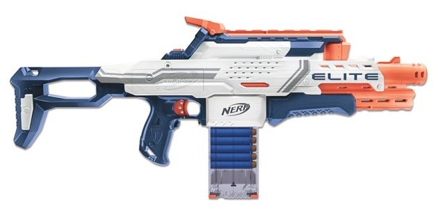 elet nerf gu | New Nerf gun packs camera